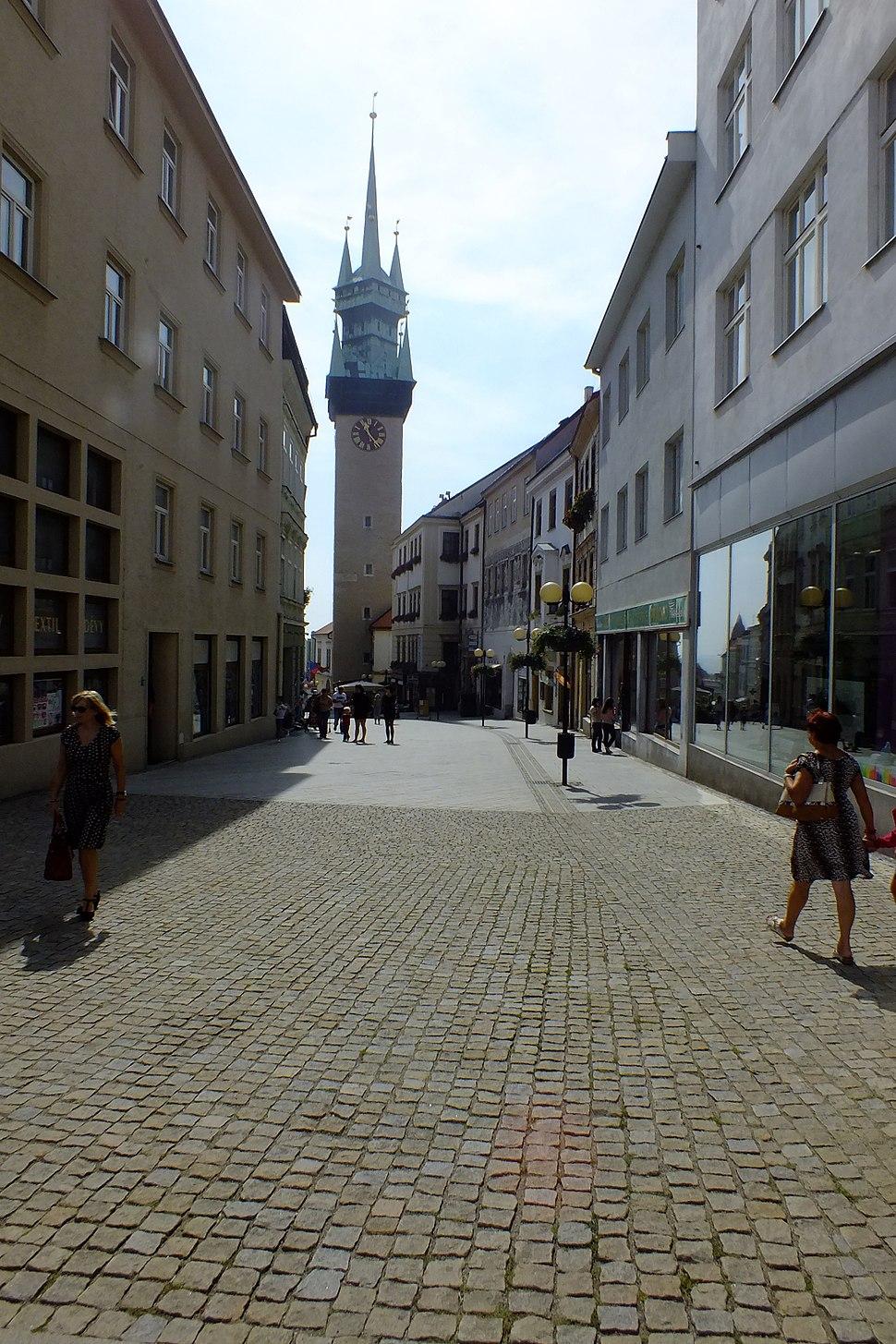 Znojmo radniční věž