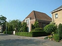 Zoetermeer Dorp Kerk van de Oud Gereformeerde Gemeente in Nederland (01).JPG