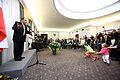 Zvi Rav-Ner Ceremonia wręczenia medali Sprawiedliwy wśród Narodów Świata Senat RP 2012.JPG