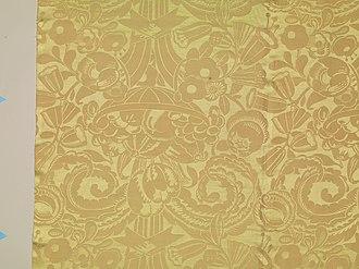 """André Mare - Image: """"Abundance"""" Textile MET DP293540"""