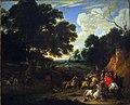 """Battle Scene"" - Adam Frans van der Meulen (1632-1690).jpg"