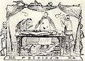 """MEDICS"" art, from- 1905 Webfoot University of Oregon yearbook (page 211 crop).jpg"