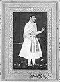 """""""Portrait of Raja Bikramajit (Sundar Das)"""", Folio from the Shah Jahan Album MET 159441.jpg"""