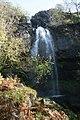 """Tennysons"" waterfall near Loch Aline - geograph.org.uk - 680863.jpg"