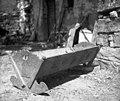 """Zibu"" (zibelka), stara cca. 100 let, Orehovlje 1953.jpg"