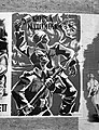 'Our struggle is common' poster by György Klösz & Son, 1944 Hungary Fortepan 72693.jpg