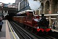 'Train 150' with 1898-built Metropolitan Railway No.1. January 13, 2013 - panoramio.jpg