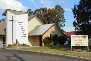 Christian Reformed Churches of Australia - Colyton Christian Reformed Church, NSW 2760