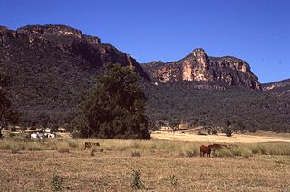 Glen Davis, New South Wales Town in New South Wales, Australia