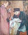 (Albi) Le blanchisseur de la maison - Toulouse-Lautrec 1894 MTL.173.jpg