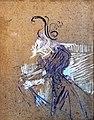 (Albi) Skatting professional beauty, M'lle Liane de Lancy au palais de glace - Toulouse-Lautrec - 1896 - MTL.192.jpg