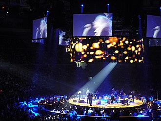 "(You Make Me Feel Like) A Natural Woman - Carole King performing ""(You Make Me Feel Like) A Natural Woman"" in 2010"