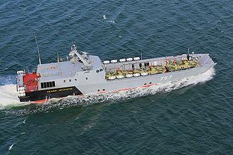 Landing Craft Utility - Dyugon-class landing craft