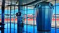 Ägypten Hurghada Airport, neuer Flughafen, Eröffnung 24.04.2015 - panoramio.jpg