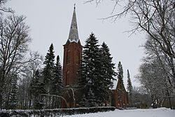 Äksi St. Andrew's Church