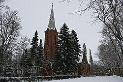 Äksi kirik, 2009.jpg