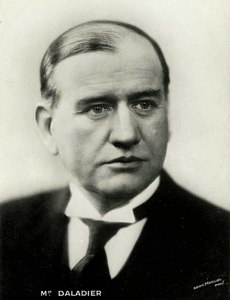 Édouard Daladier - Image: Édouard Daladier