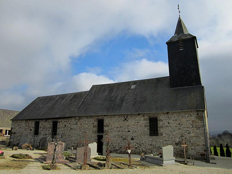 Notre-Dame-de-Livoye, Manche