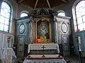 Église Saint-Éloi-Saint-Jean-Baptiste de Crécy-Couvé - Autel.JPG