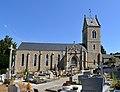 Église Saint-Pierre et Saint-Paul de Bréel. Vue sud.jpg