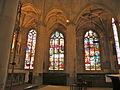 Église de Chaumont en Vexin vitrail déambulatoir 12.JPG