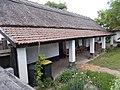 Öregvár Straße 55, Holzschnitzerei Haus, 2021 Csongrád.jpg