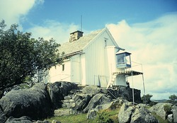 Økshamaren lighthouse in Austevoll.tif