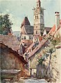Überlingen, by Edward Theodore Compton, 1912.jpg