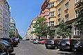 Čáslavská street, Praha, north part.jpg