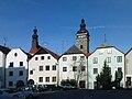 České Budějovice - Černá věž z Hradební.jpg