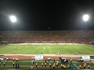 İzmir Atatürk Stadium - Image: İzmir Atatürk Stadyumu