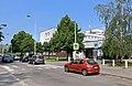 Šustova street, Praha, health center II.jpg