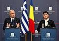Επίσημη επίσκεψη ΥΠΕΞ Δ. Αβραμόπουλου στη Ρουμανία (8618184831).jpg