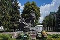 Дубно (84) Пам'ятник поету Т. Г. Шевченку,.jpg
