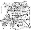 Карта к статье «Кениггрец» № 2. Военная энциклопедия Сытина (Санкт-Петербург, 1911-1915).jpg