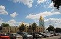 Келії Михайлівського монастиря Трьохсвятительська вул., 6 DSC 5098.JPG