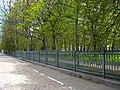 Кронштадт. Петровский парк, ограда.jpg