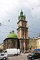 Львів, Ансамбль Успенської церкви, Руська.jpg