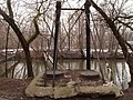 Москва, Тушино, река Сходня у бывшей чулочной фабрики (7).jpg