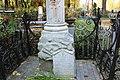 Надгробок на могилі Буряченко.JPG