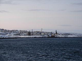 Ostrovnoy, Murmansk Oblast Town in Murmansk Oblast, Russia