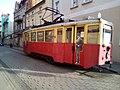 Пам'ятник трамваєві в Іновроцлаві.jpg