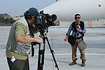 Работа журналистов на авиабазе «Хмеймим» в Сирии (2).jpg