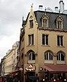 Рига (Латвия) Старый город Дом с трубочистом (Kalku iela) - panoramio.jpg