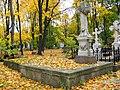 Санкт-Петербург. Новодевичье кладбище. Могила Ф.И.Тютчева.JPG