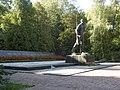 Украина, Киев - НУБиП, Мемориал 01.jpg
