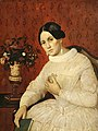 Хруцкий Портрет неизвестной в белом платье.jpg