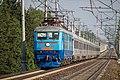 ЧС200-006, поезд Москва - Санкт-Петербург, «Невский Экспресс», станция Поварово-1.jpg