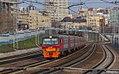 ЭР2К-1012, Россия, Новосибирская область, перегон Новосибирск-Южный - Новосибирск-Главный (Trainpix 186004).jpg