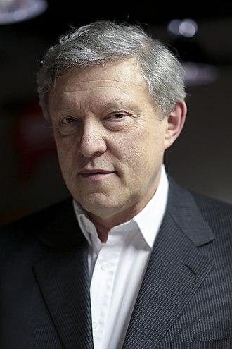 Grigory Yavlinsky - Yavlinsky in 2017